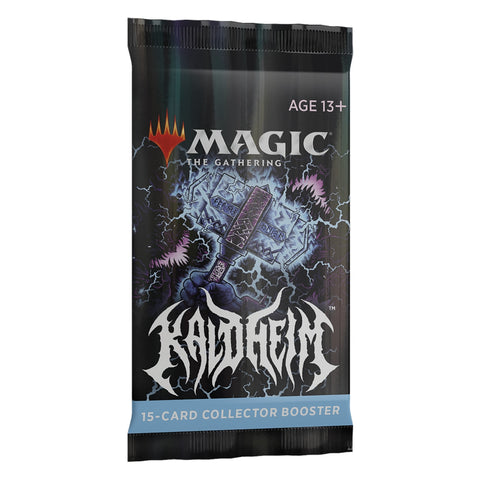 Magic Kaldheim Collector Booster Pack