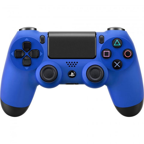 PS4 Controller Wireless Sony Dualshock 4 Wave Blue New