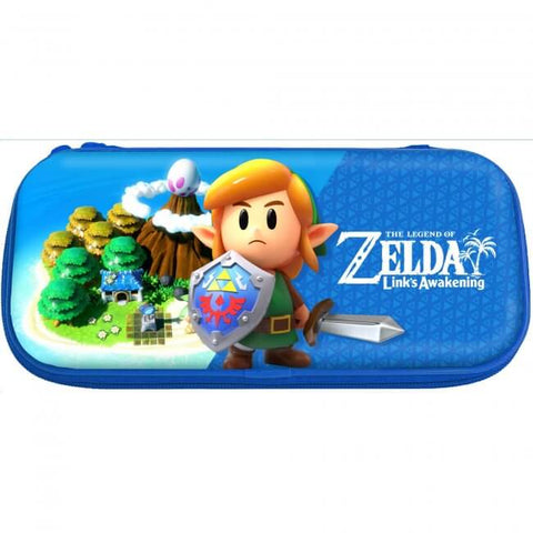 Switch Carry Case Hori Hard Pouch Links Awakening New