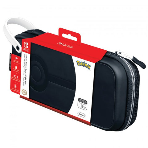 Switch Carry Case PDP Deluxe Travel Case Pokeball New
