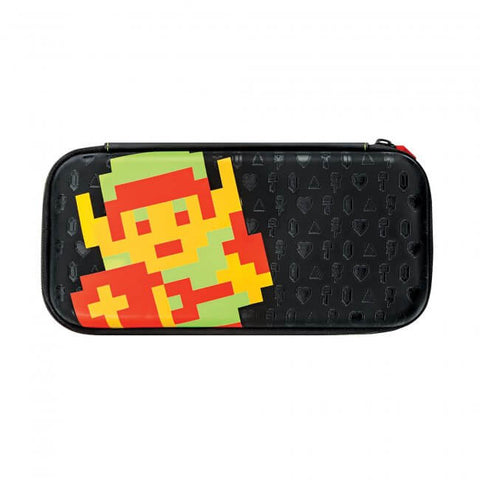 Switch Carry Case PDP Slim Travel Case Zelda Retro New