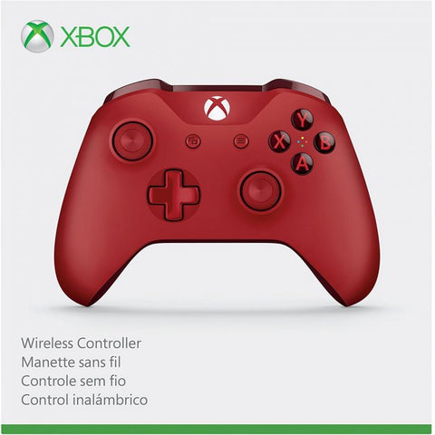 Xbox One Controller Wireless Microsoft Red New