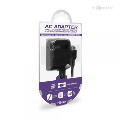 Gameboy Micro AC Adapter Tomee New