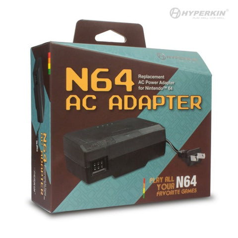 N64 AC Adapter Hyperkin New