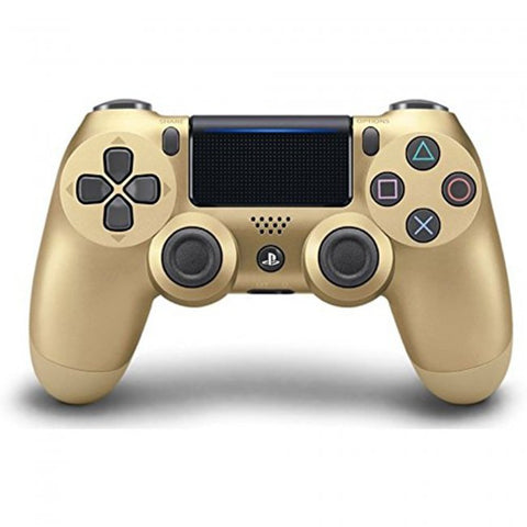PS4 Controller Wireless Sony Dualshock 4 Gold New