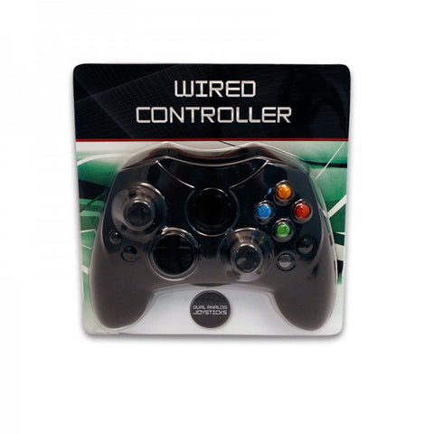 Xbox Original Controller Wired Generic Brand Black New