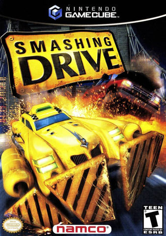Smashing Drive GameCube Used