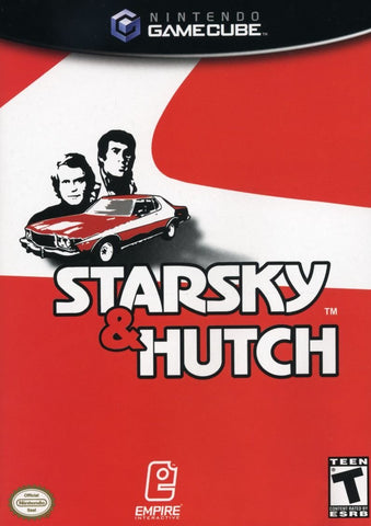 Starsky And Hutch GameCube Used