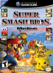 Super Smash Bros Melee GameCube Used