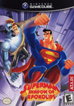 Superman Shadow Of Apokolips GameCube Used