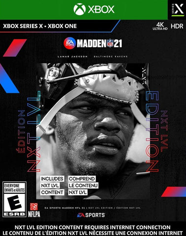 Madden NFL 21 Next Level Edition Xbox Series X New