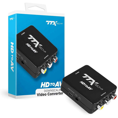 HDMI To AV Converter TTX New