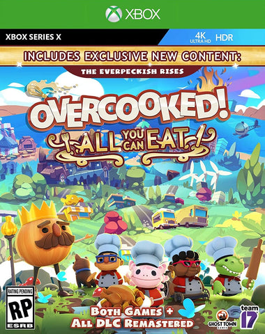 Overcooked All You Can Eat Xbox Series X New