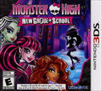 Monster High New Ghoul In School 3DS Used