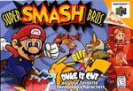 Super Smash Bros N64 Used Cartridge Only