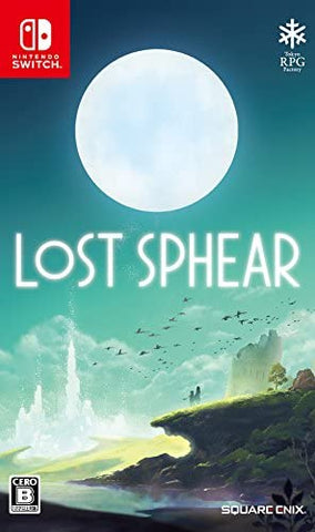 Lost Sphear Import Switch New