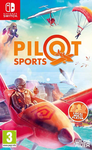 Pilot Sports Import Switch New