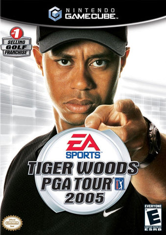 Tiger Woods 2005 GameCube Used