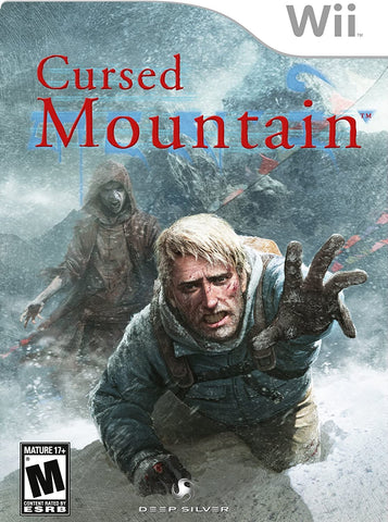 Cursed Mountain Wii Used