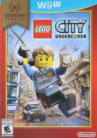 Lego City Undercover Nintendo Selects Wii U New