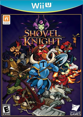Shovel Knight Wii U New