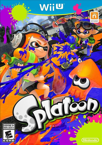 Splatoon Wii U New