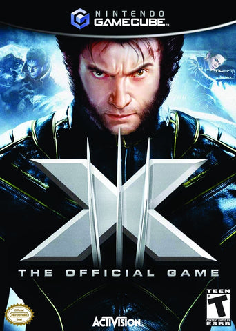 X Men 3 The Official Game GameCube Used