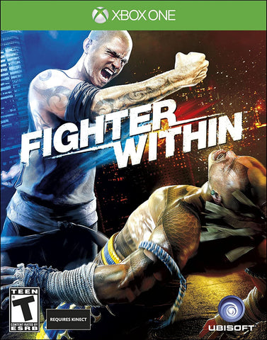 Fighter Within Kinect Required Xbox One New