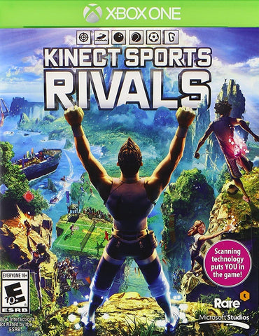 Kinect Sports Rivals Kinect Required Xbox One Used