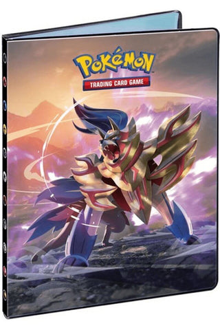 Pokemon 9 Pocket Portfolio Sword & Shield