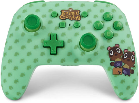 Switch Controller Wireless Power A Animal Crossing Timmy and Tommy Nook New