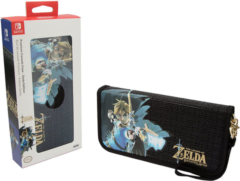 Switch Carry Case PDP Premium Console Case Zelda New