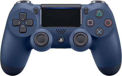 PS4 Controller Wireless Sony Dualshock 4 Midnight Blue New