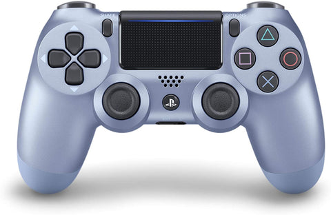 PS4 Controller Wireless Sony Dualshock 4 Titanium Blue New