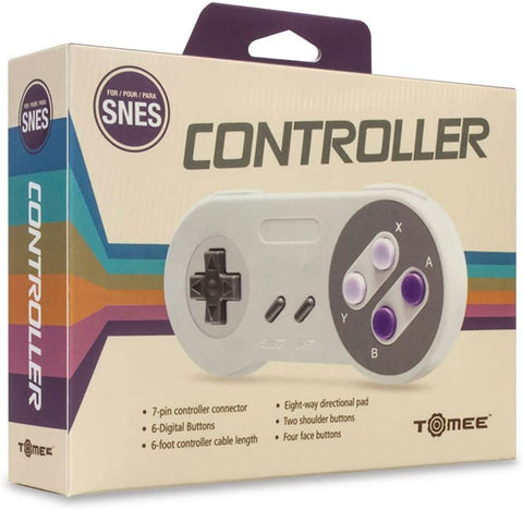 SNES Controller Tomee New