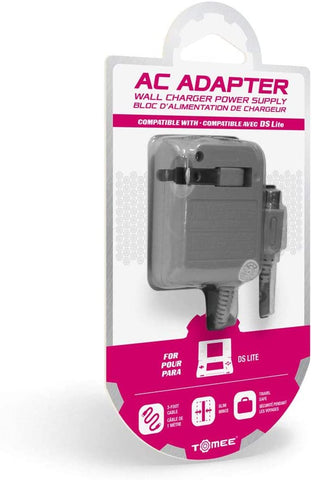 DS Lite AC Adapter Tomee New