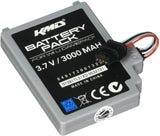 WiiU Battery Replacement Gamepad KMD New