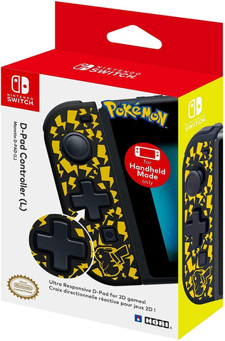 Switch Controller D Pad L Hori Pokemon Design New