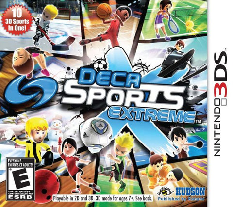Deca Sports Extreme 3DS Used