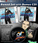 Shin Megami Devil Summoner Soul Hackers With Box and Soundtrack 3DS Used