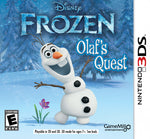 Frozen Olafs Quest 3DS Used