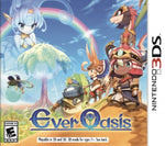 Ever Oasis 3DS Used
