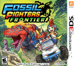 Fossil Fighters Frontier 3DS Used