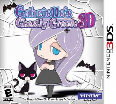 Gabrielles Ghostly Groove 3DS Used