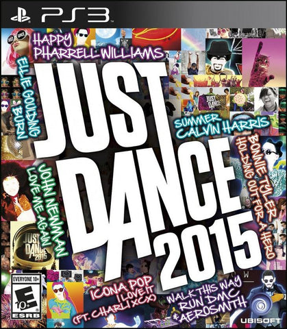 Just Dance 2015 Move Required PS3 New