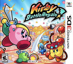 Kirby Battle Royale 3DS Used Cartridge Only