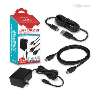 Switch Lost Cable Kit Hyperkin New