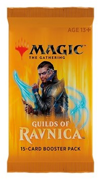Magic Guilds Of Ravnica Booster Pack