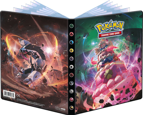 Pokemon 4 Pocket Portfolio Sword And Shield