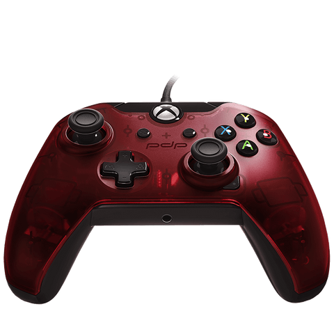 Xbox One Controller Wired PDP DX Red New